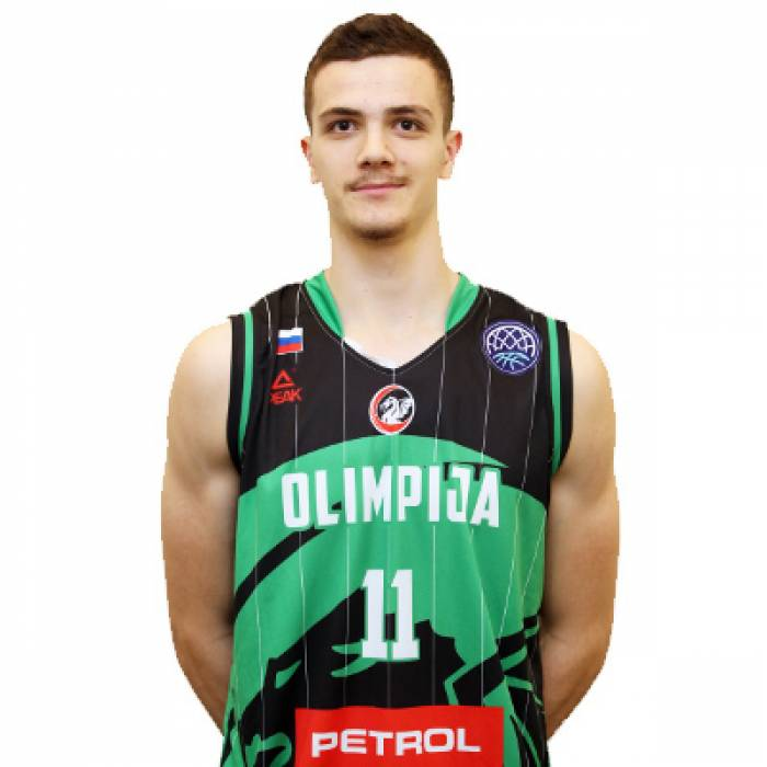 Photo de Marko Simonovic, saison 2018-2019