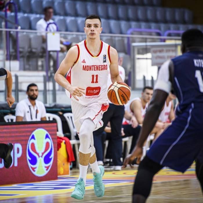Photo de Marko Simonovic, saison 2019-2020