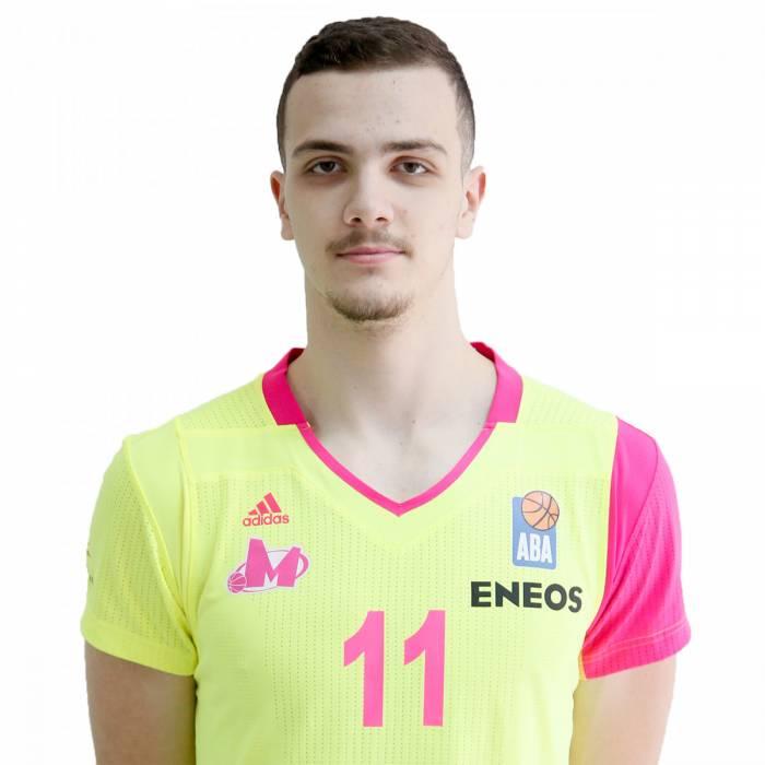 Photo de Marko Simonovic, saison 2020-2021
