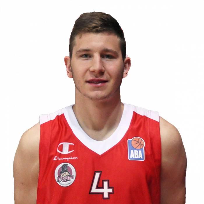 Photo of Aleksa Uskokovic, 2018-2019 season