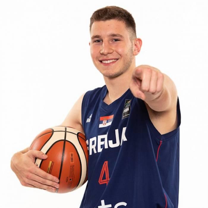 Photo of Aleksa Uskokovic, 2019-2020 season