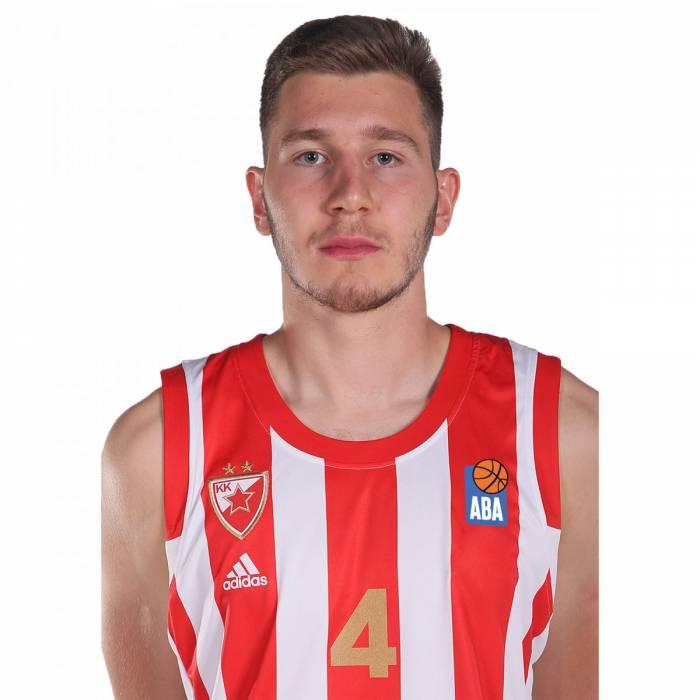 Photo of Aleksa Uskokovic, 2020-2021 season