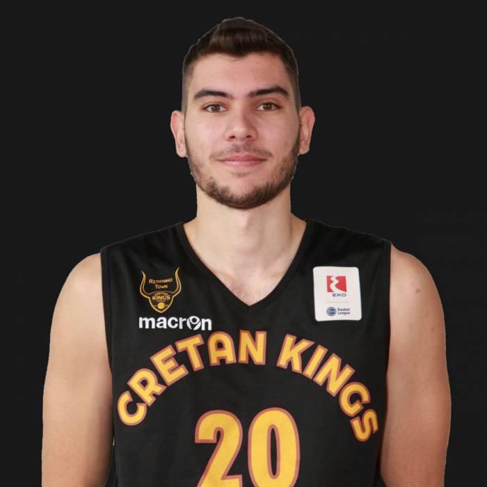 Photo of Giorgos Garezos, 2019-2020 season