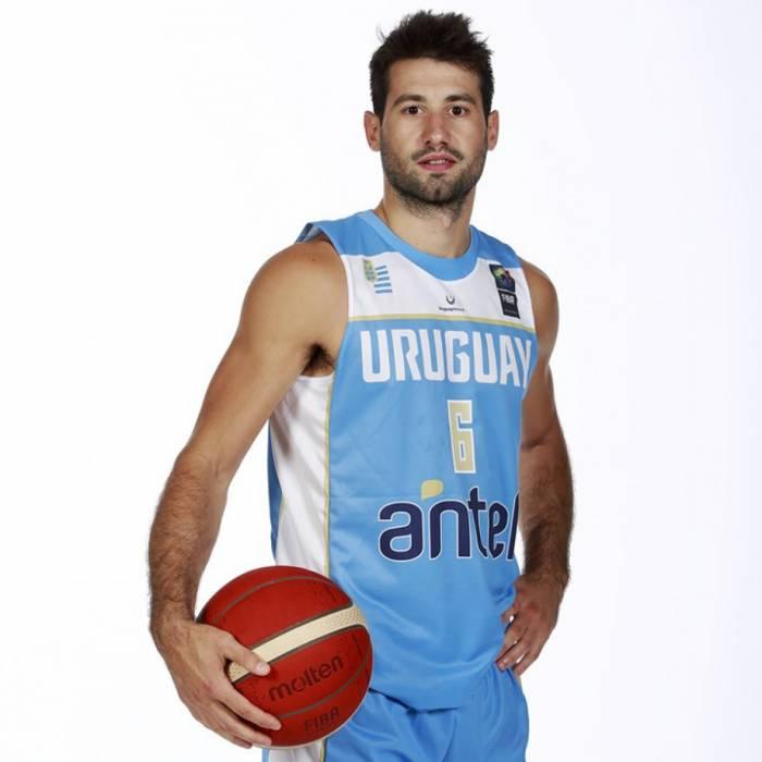 Foto de Bruno Fitipaldo, temporada 2021-2022