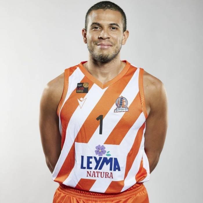 Photo de Dagoberto Pena, saison 2020-2021