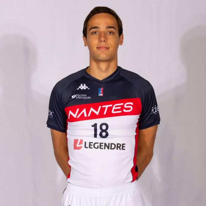 Photo of Mathis Guillou, 2019-2020 season