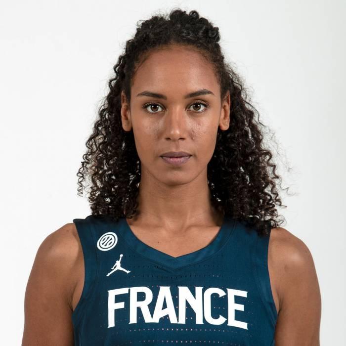 Photo of Marieme Badiane, 2018-2019 season