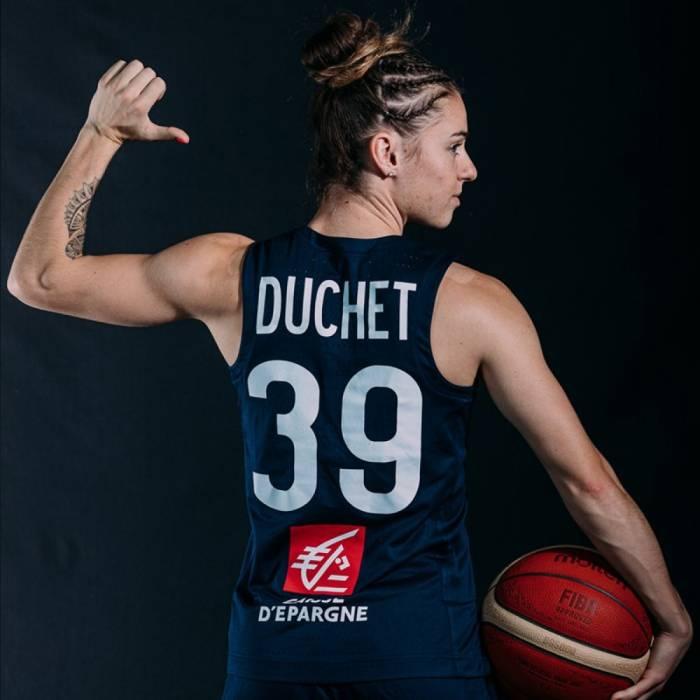 Photo of Alix Duchet, 2021-2022 season