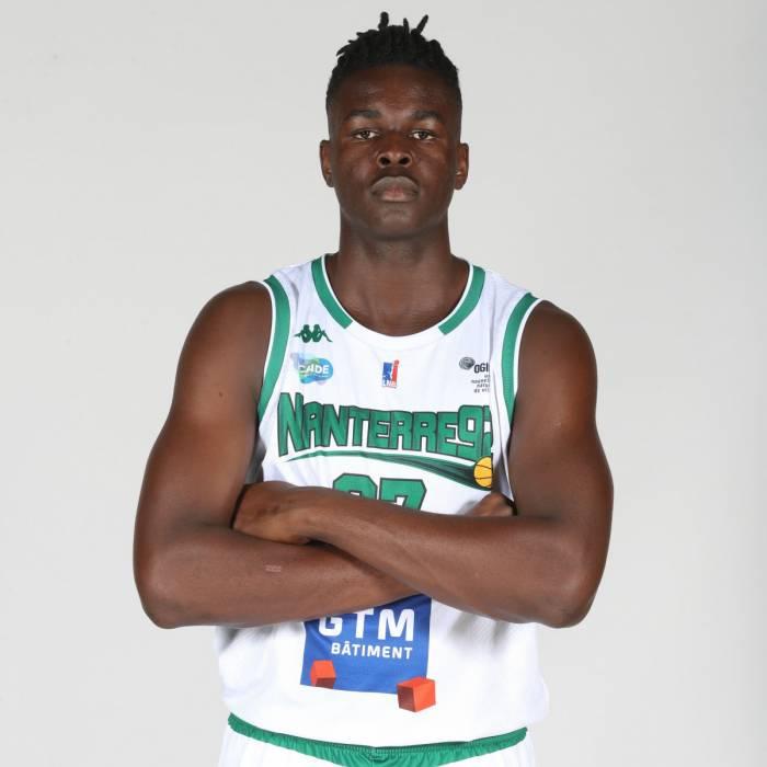 Photo of Jean-Marc Pansa, 2019-2020 season
