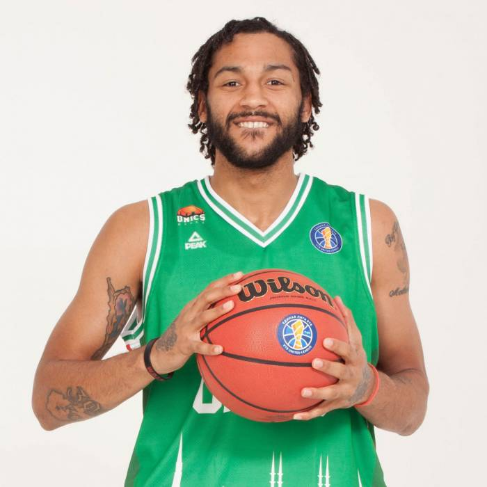 Photo of Pierria Henry, 2018-2019 season