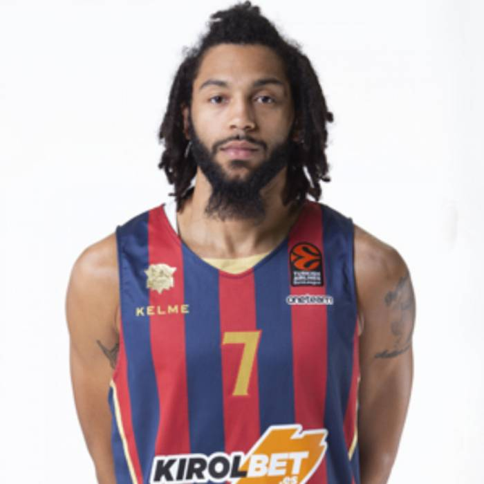 Photo of Pierria Henry, 2019-2020 season