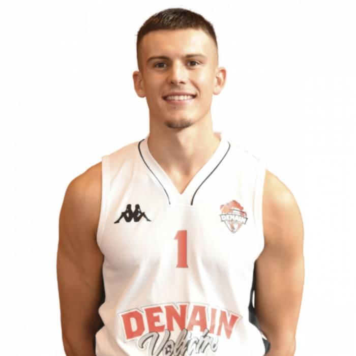 Photo of Matthieu Missonnier, 2020-2021 season
