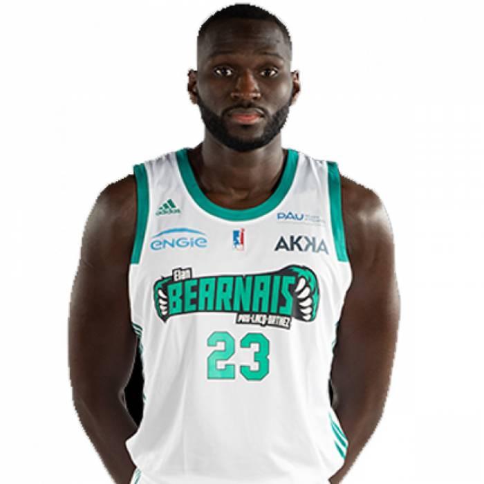 Photo de Ousmane Drame, saison 2020-2021