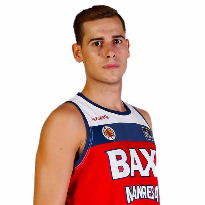Photo de Guillem Jou, saison 2019-2020