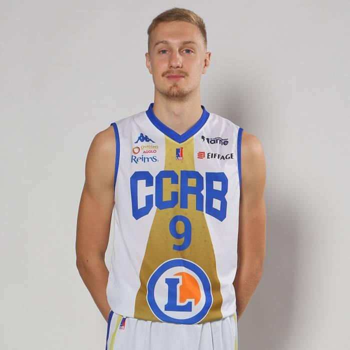 Photo of Thomas Pottier, 2019-2020 season