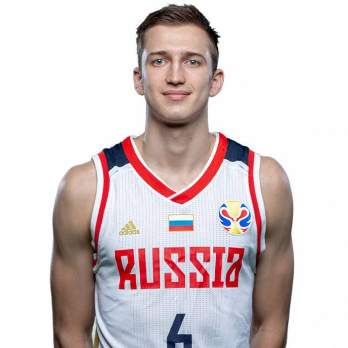 Photo de Grigoriy Motovilov, saison 2019-2020