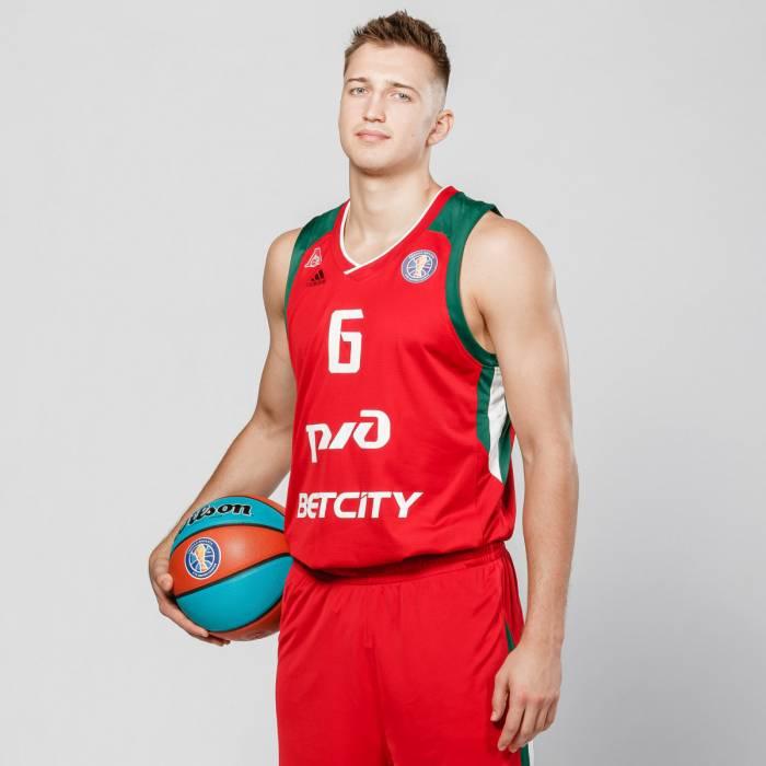 Photo de Grigoriy Motovilov, saison 2020-2021