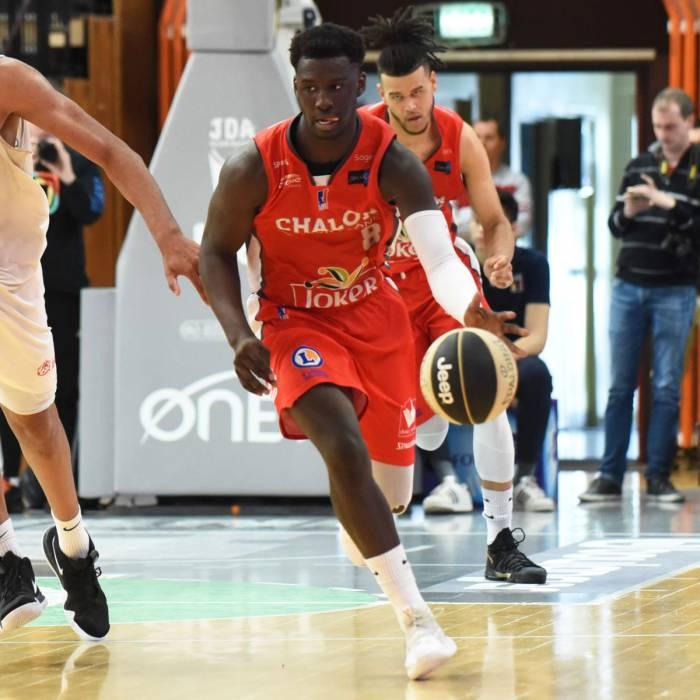 Photo de Babacar Niasse, saison 2018-2019