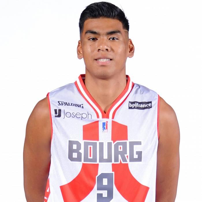 Photo de Johan Randriamananjara, saison 2019-2020