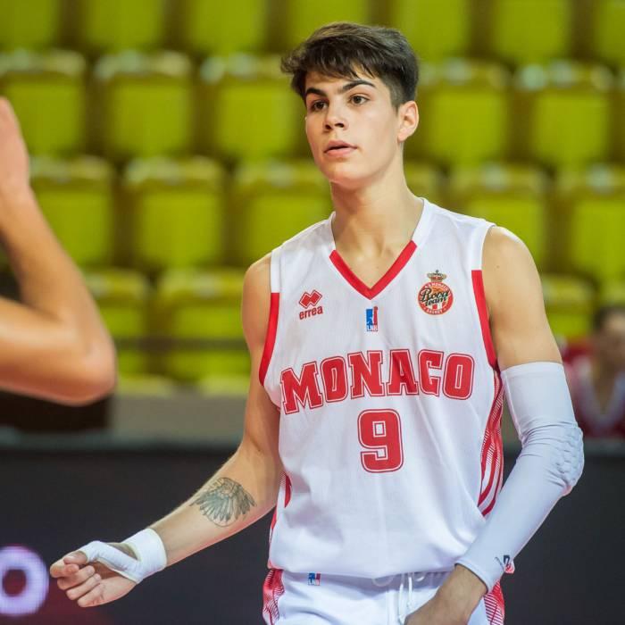 Photo of Anton Boisson, 2017-2018 season