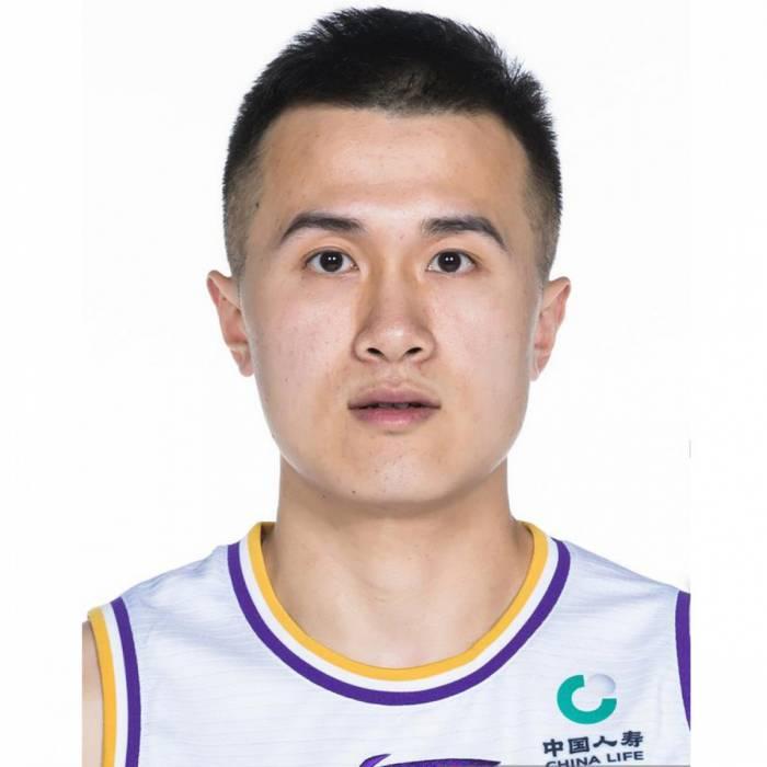 Photo of Fan Zhang, 2019-2020 season