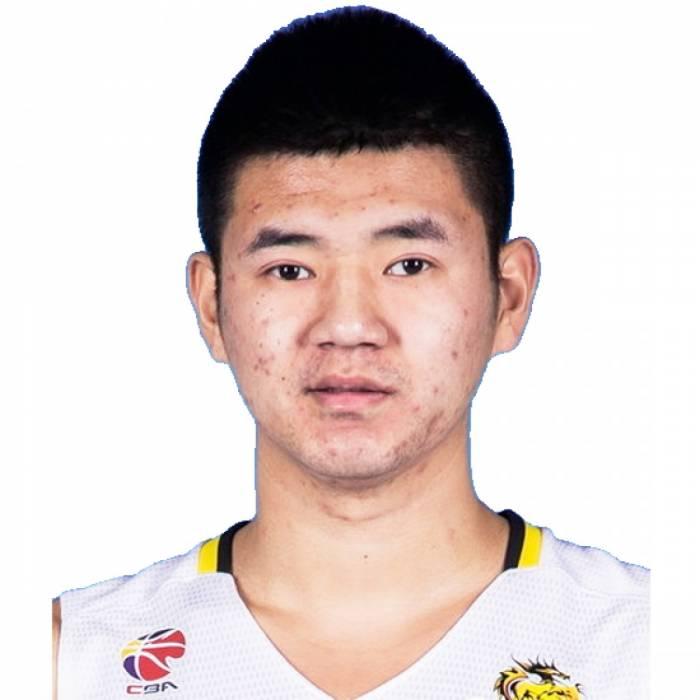 Photo of Zhongda He, 2019-2020 season