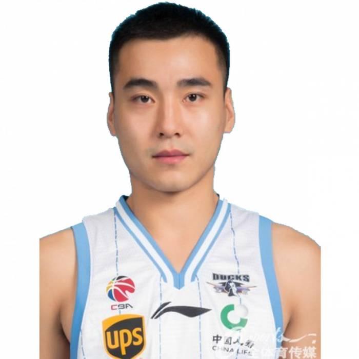 Photo of Xu Wang, 2019-2020 season