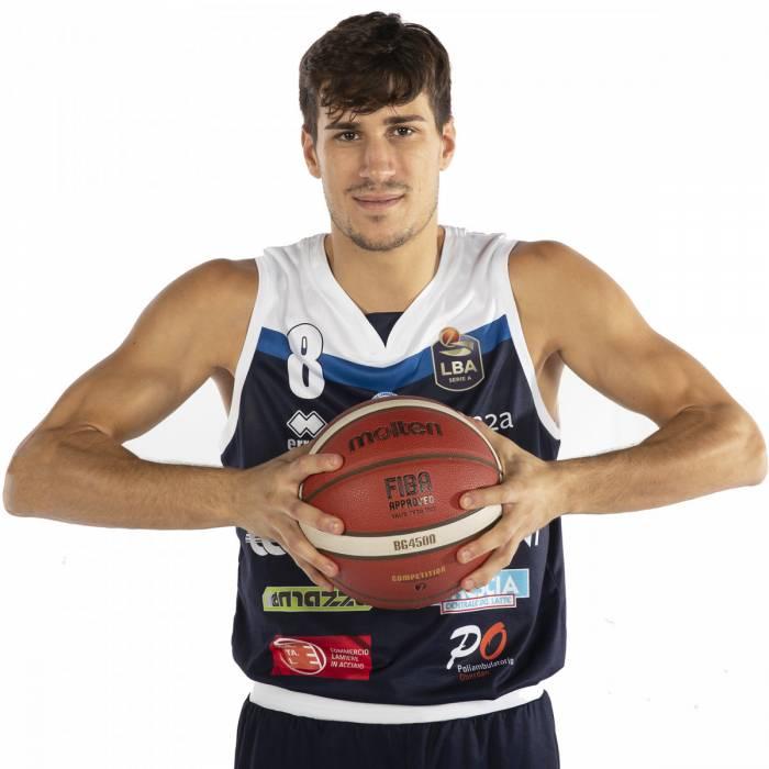 Photo of Tommaso Laquintana, 2019-2020 season