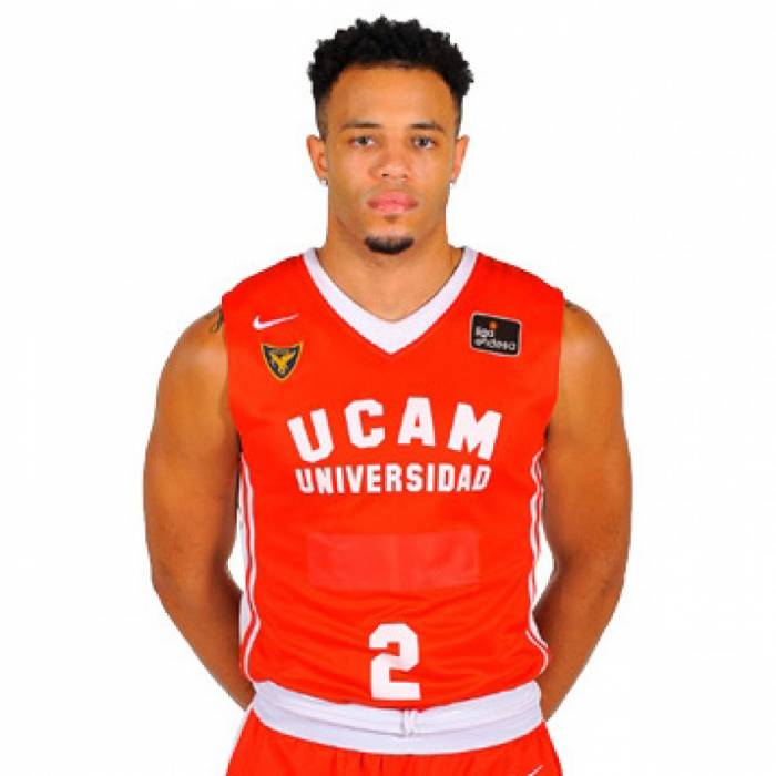 Photo de Marques Townes, saison 2019-2020