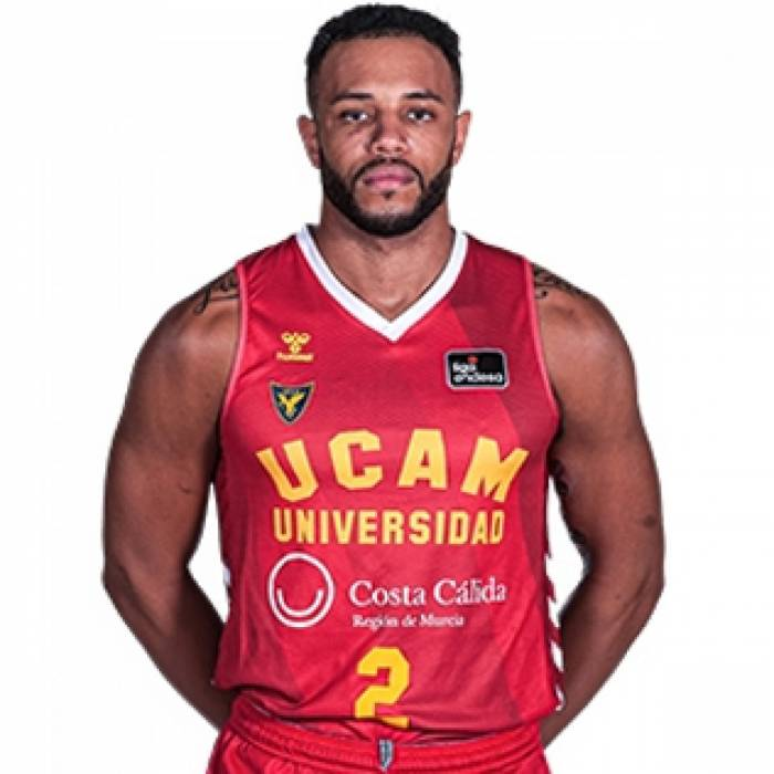 Photo de Marques Townes, saison 2020-2021