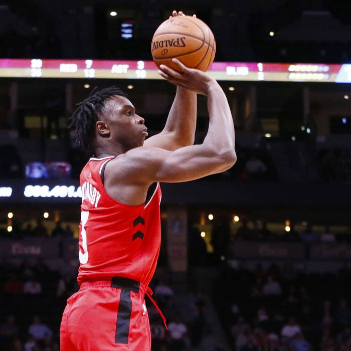 Photo de Ogugua Anunoby, saison 2017-2018