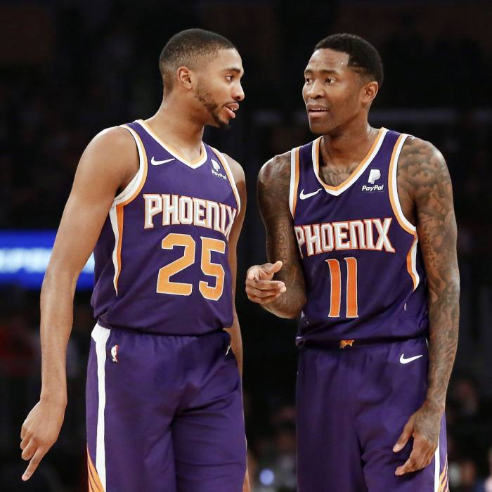 Photo de Mikal Bridges, saison 2018-2019