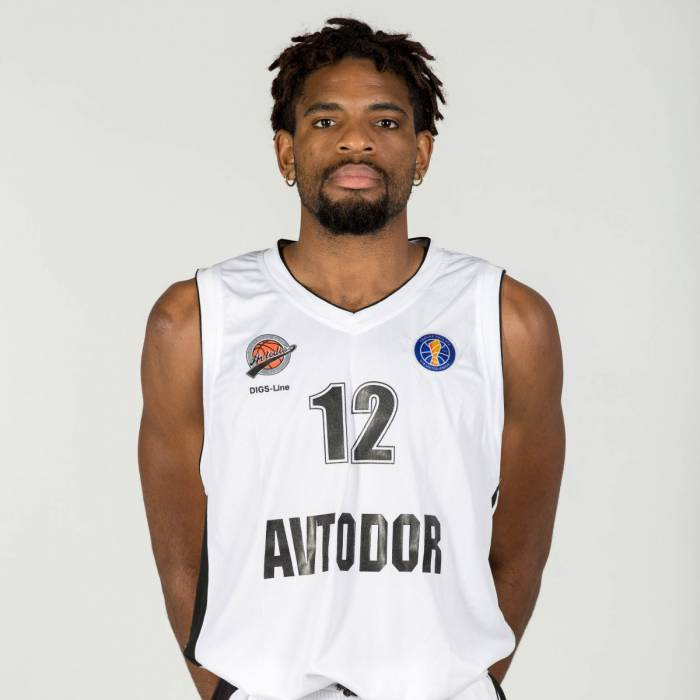 Photo de Perrin Buford, saison 2018-2019