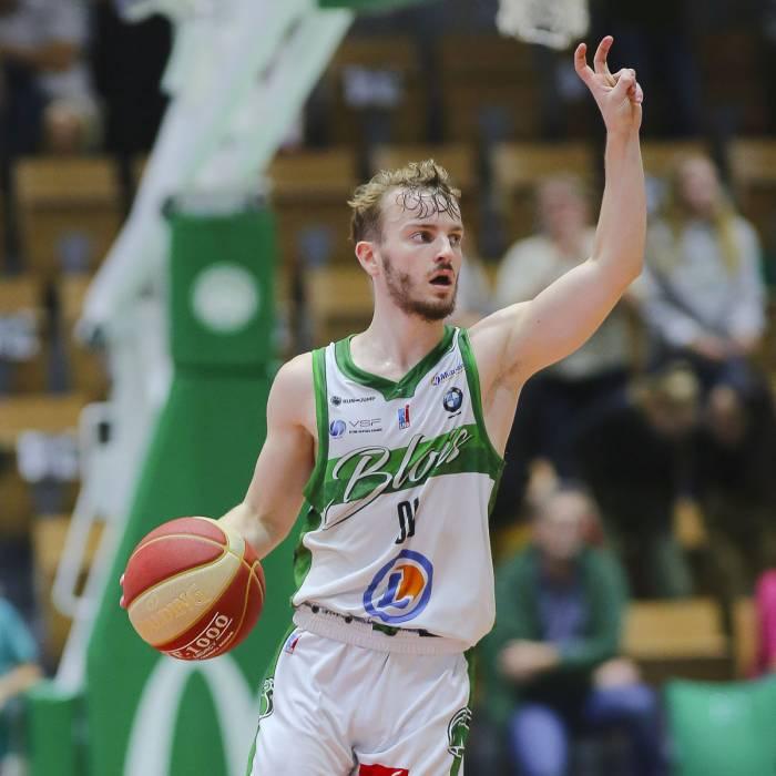 Photo de Lucas Bourhis, saison 2019-2020
