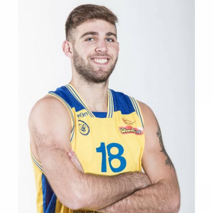 Foto de Tzuf Ben Moshe, temporada 2019-2020