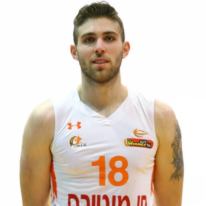Foto de Tzuf Ben Moshe, temporada 2018-2019