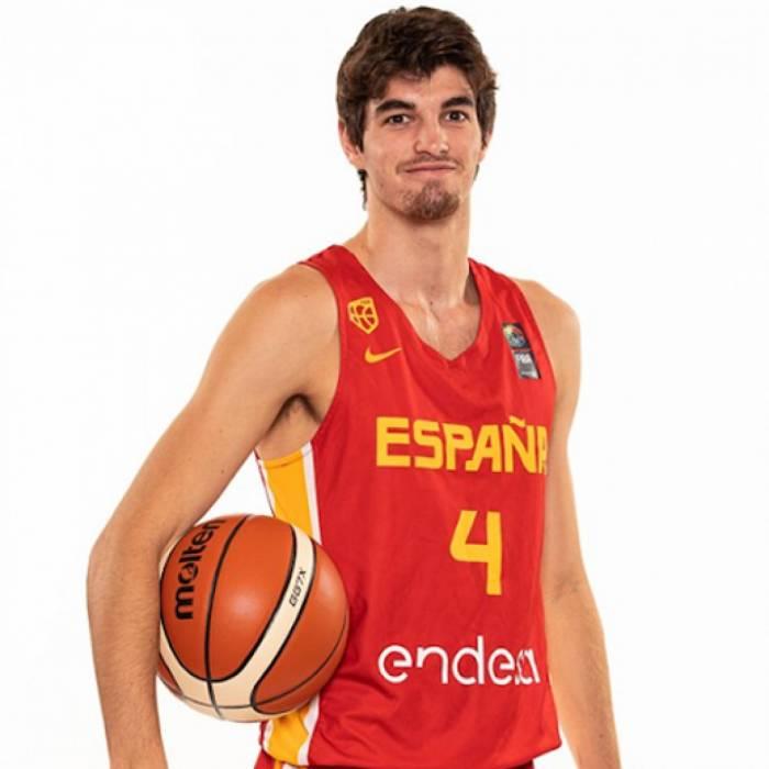 Photo de Josep Busquets, saison 2019-2020