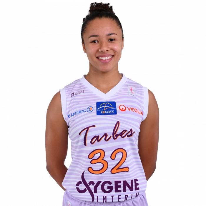 Photo of Tima Pouye, 2019-2020 season
