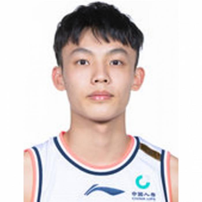 Photo of Jie Xu, 2019-2020 season