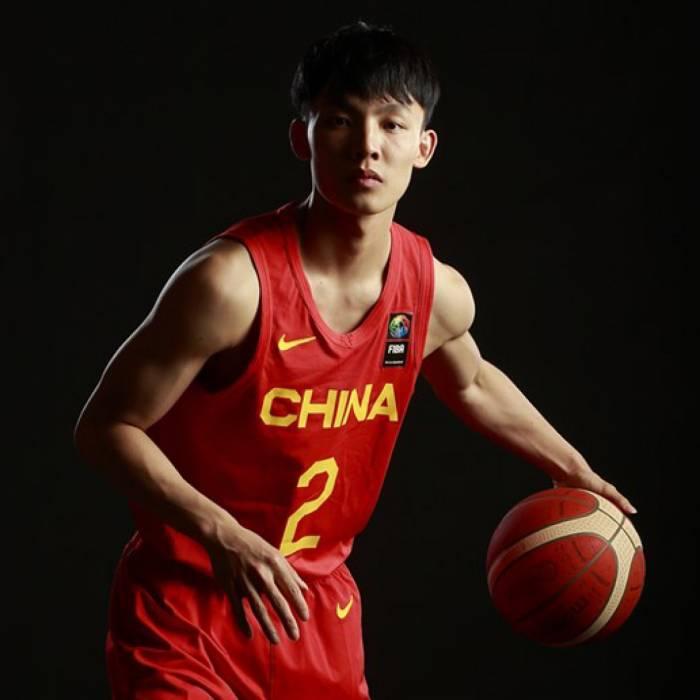Photo of Jie Xu, 2021-2022 season