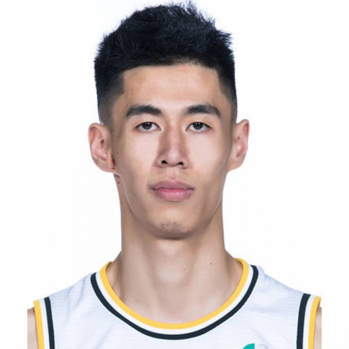 Photo of Yujia Wu, 2019-2020 season