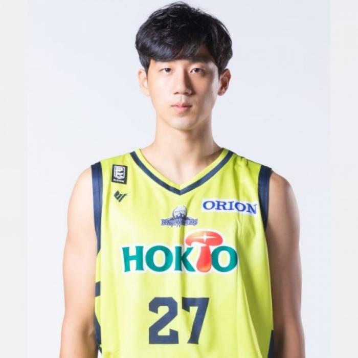 Photo de Jae Min Yang, saison 2020-2021