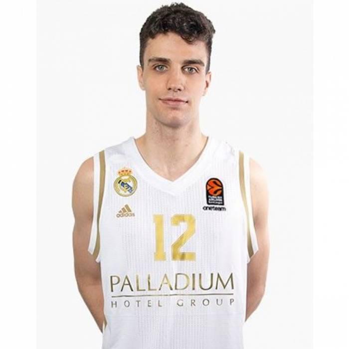 Photo of Carlos Alocen, 2020-2021 season
