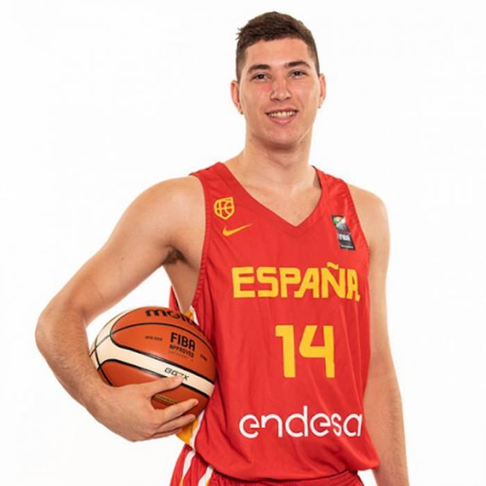 Photo de Joel Parra, saison 2019-2020