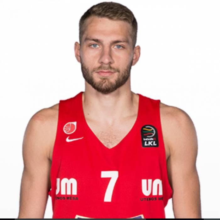 Photo of Gytis Radzevicius, 2018-2019 season