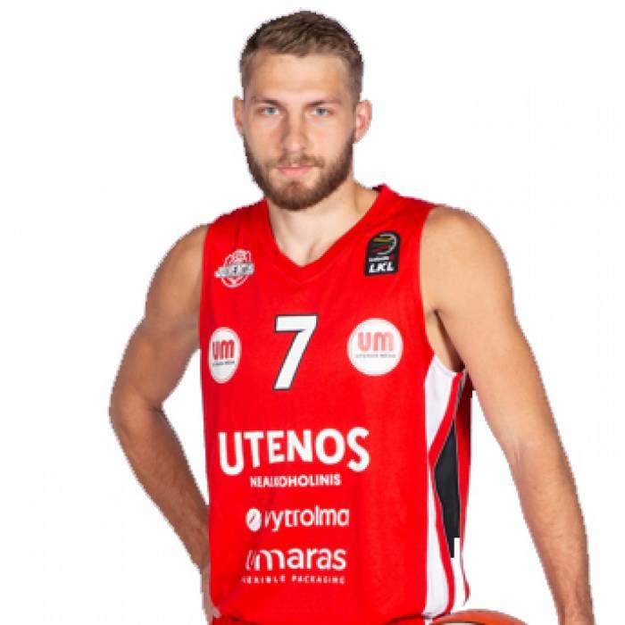 Photo of Gytis Radzevicius, 2019-2020 season