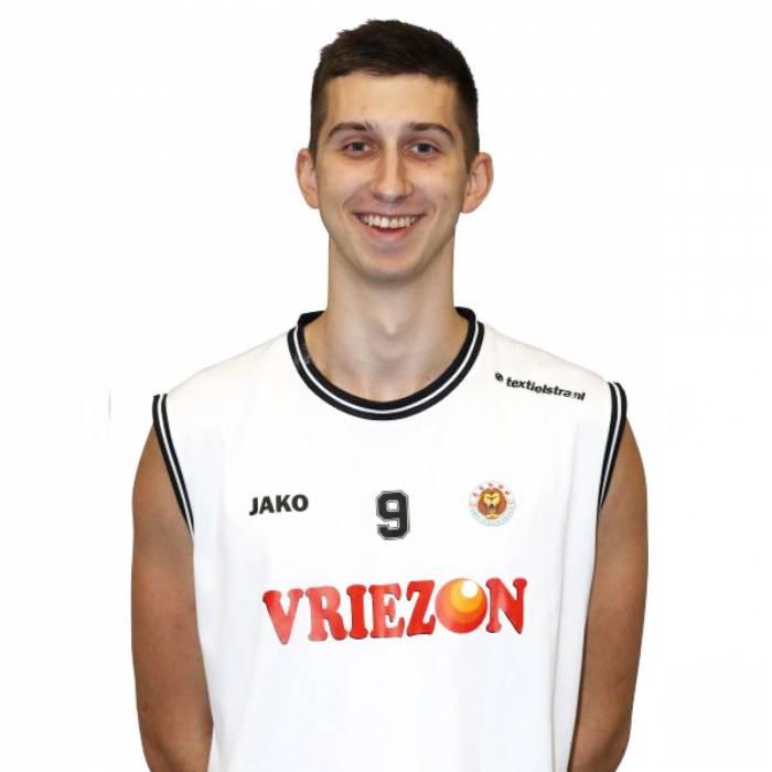 Photo of Arunas Mikalauskas, 2019-2020 season