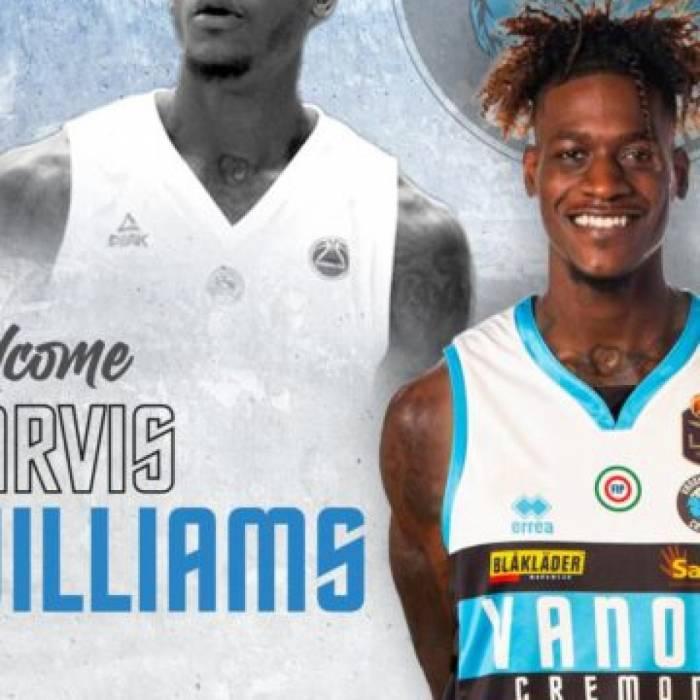 Photo of Jarvis Williams, 2020-2021 season