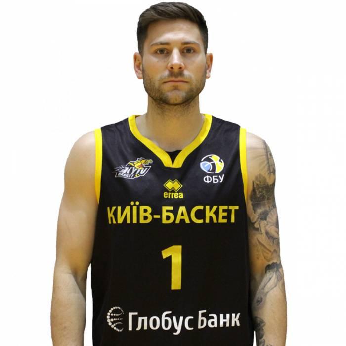 Photo of Marek Klassen, 2019-2020 season