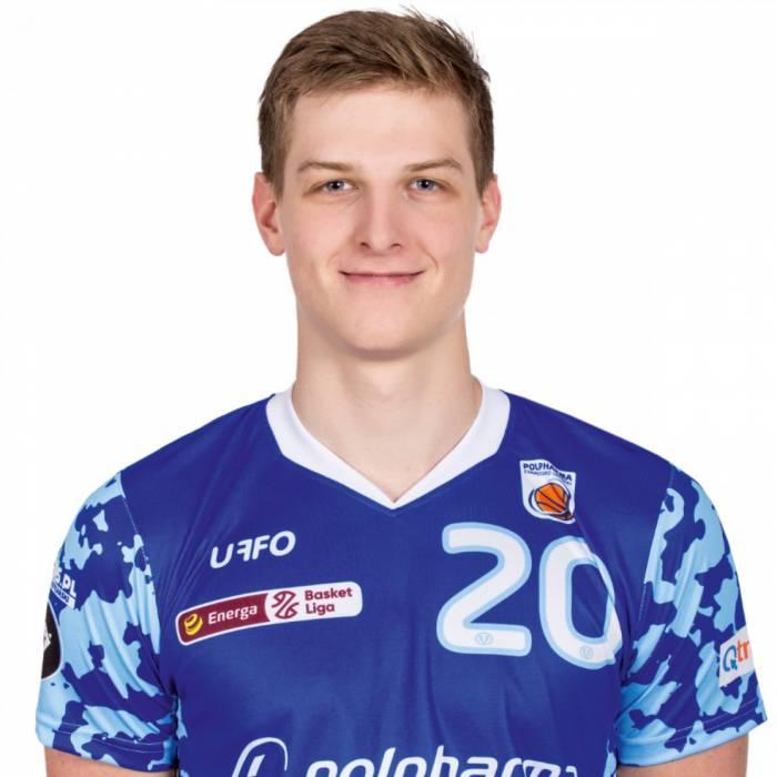 Photo of Aleksander Zalucki, 2018-2019 season